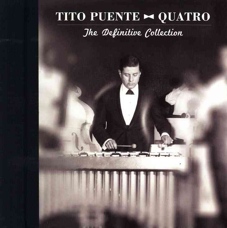 QUATRO:DEFINITIVE COLLECTION BY PUENTE,TITO (CD)